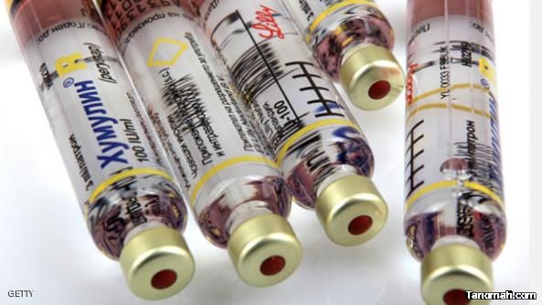 دراسة عن قدرة الأنسولين على منع السكري