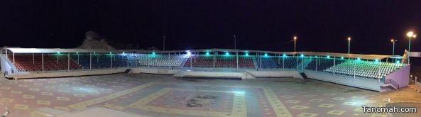 بلدية تنومة تكمل استعداداتها لعيد الفطر المبارك
