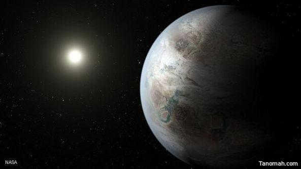علماء يكتشفون كوكب جديد شبيه بالأرض