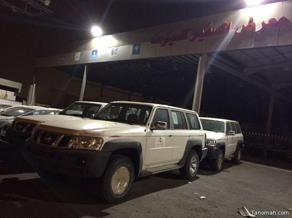 صحة عسير : تنفي ما تم تداوله في وسائل التواصل الأجتماعي حول قيامها ببيع عدد من السيارات تحمل شعار الوزارة