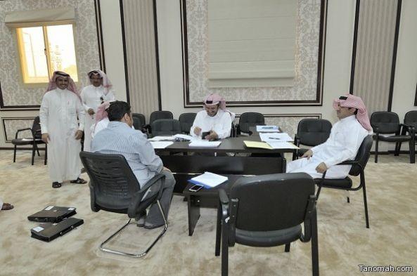 اللجنة الانتخابية في عسير جاهزة لاستقبال الناخبين  في 99 مركز من طلع شهر ذوالقعدة