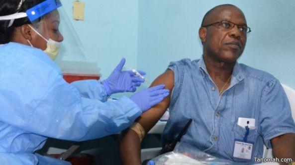 لقاح ضد فيروس الإيبولا يوفر حماية بنسبة 100%