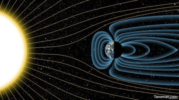 عمر المجال المغناطيسي للأرض أكبر مما كان معتقدا