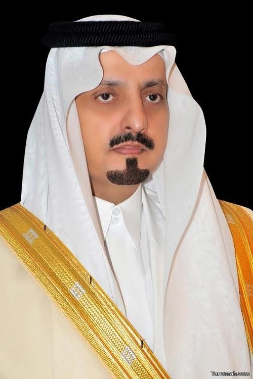 أمير عسير ينقل تعازي القيادة لأسر الشهيد الحامدي