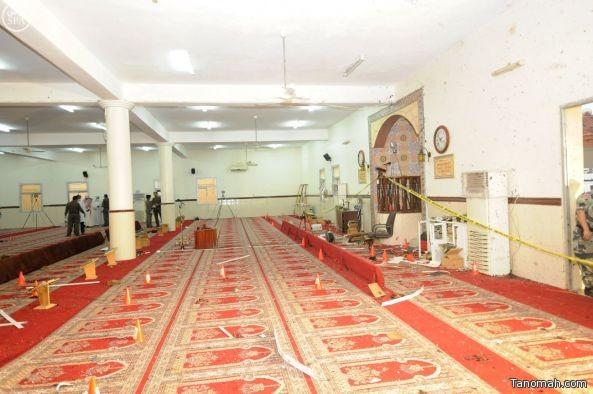 الهزاني: حادثة تفجير مسجد قوة الطوارئ بعسير لا دين لها