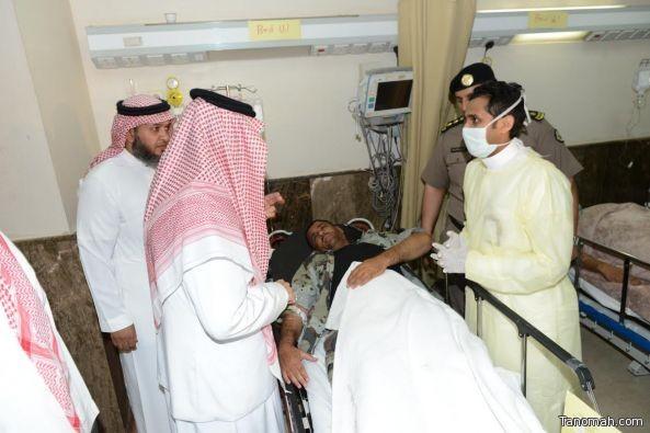 صحة عسير: 40 مصاباً و حالتي وفاة استقبلتها طوارئ مستشفى عسير وإعلان حالة الطوارئ فور تلقي البلاغ
