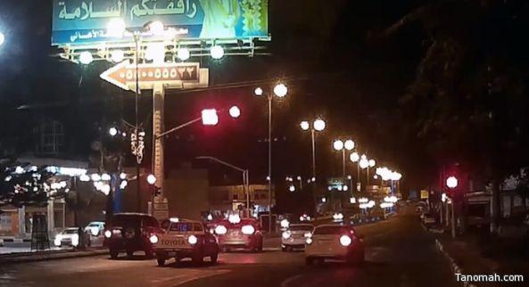 الهزاني يوجه الشرطة بملاحقة مخالفي إشارات المرور وضبطهم