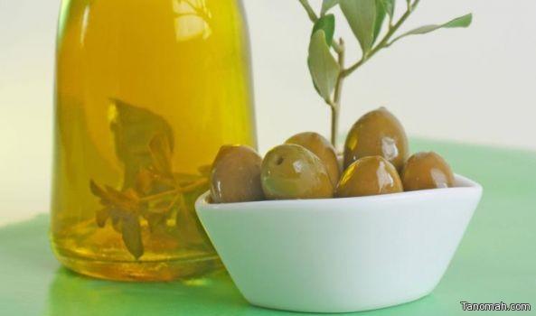 زيت الزيتون يخفض السكر والكولسترول بالدم