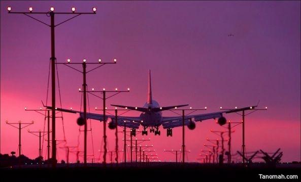 علماء روس يخترعون نظاما يساعد في هبوط الطائرات دون خبراء المراقبة
