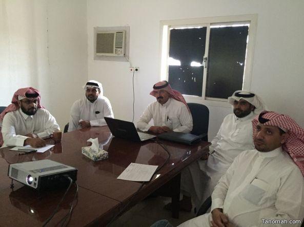 مكتب تعليم بني عمرو يبدأ استعداده للعام الدراسي الجديد بعدد من الدورات التدريبية