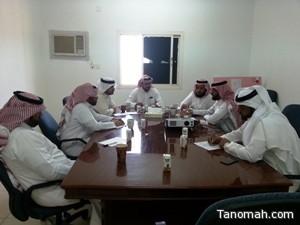 مكتب التعليم ببني عمرو يستعد لإطلاق مبادرة تربوية لطلاب المدارس