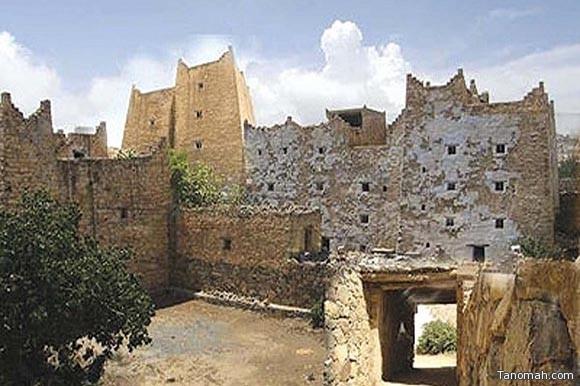 قصور النماص الأثرية شاهد على حضارة ماضي عريق