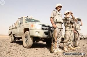 الداخلية : استشهاد جنديين من حرس الحدود في اعتداء من داخل الأراضي اليمنية