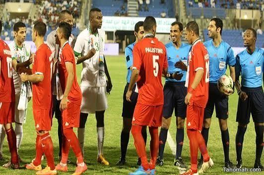 القطريون يرحبون باستضافة مباراة فلسطين والأخضر ومصادر ترجح إقامتها في الأردن
