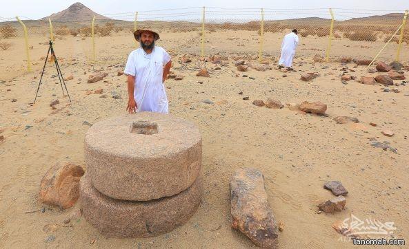رحلة إلى غيل العبلاء و رحى أبو زيد الهلالي
