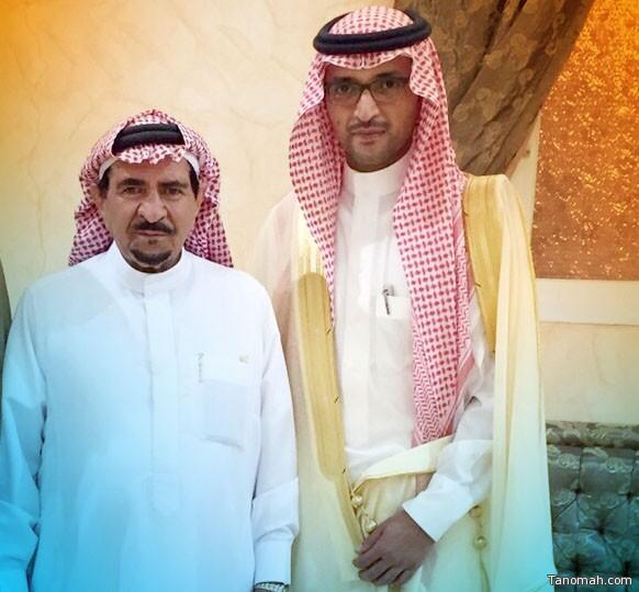 فادي الشهري يحتفل بعقد قرانه