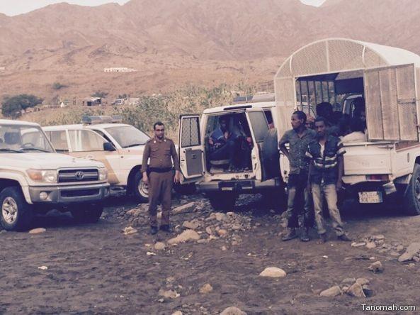 شرطة عسير تواصل حملاتها الأمنية بكافة محافظاتها