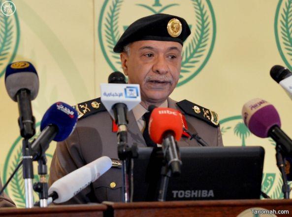 الداخلية تؤكد انخفاض معدلات الجريمة في المملكة بنسبة (10.01%)