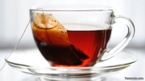 الشاي الأحمر.. المسبب الأول لتصبغات الأسنان