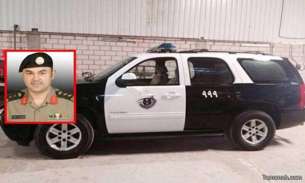 الشرطة توضح حقيقة اقتحام مصاب بطلق ناري لمنزل بالرياض