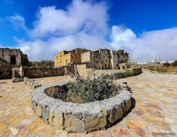 سياحة عسير تنهي تأهيل مواقع تراثية في بالنماص