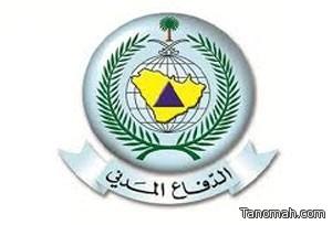 إصابة مقيمان في نجران على إثر سقوط مقذوفات من داخل اليمن