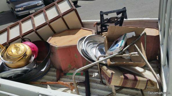 جولات تفتيشية لبلدية تنومة والعلياني يطالب بتعاون المواطنين