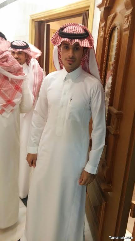 بن عثمان يحتفي بالملازم محمد وبالشيخ بن عاطف