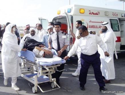 (83121 ) حالة مرضية تستقبلها طوارئ مستشفى بلقرن