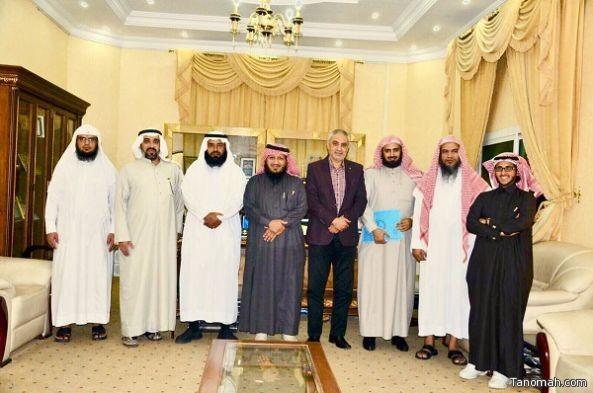 جامعة الملك خالد تتعاون مع هيئة عسير بدراسة علميّة عن ظاهرة الابتزاز