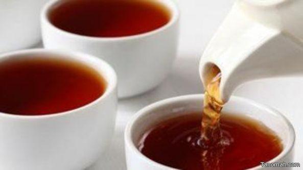 أكواب الشاي تقي من أمراض القلب والدم والدماغ