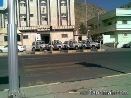 رفع مستوى شرطة تنومة إلى شرطة محافظة