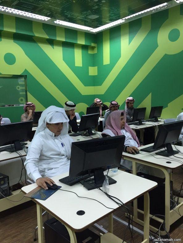 تعليم عسير يقيم عدداً من البرامج التدريبية لطلاب المرحلة الثانوية