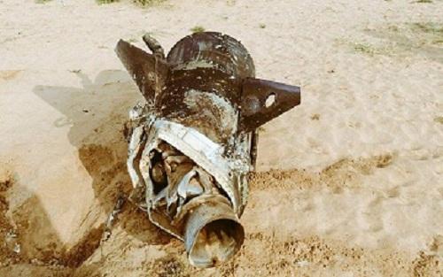 تدمير صاروخاً باليستياً تم إطلاقه من الأراضي اليمنية باتجاه جازان