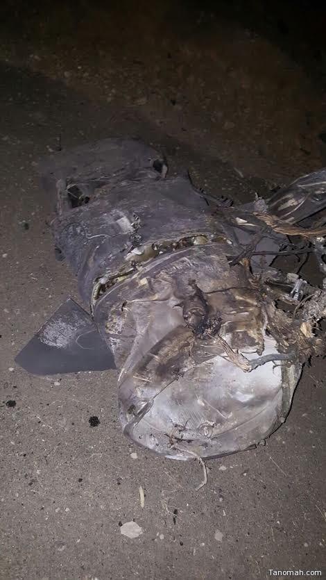 تدمير صاروخ أطلق من الأراضي اليمنية بإتجاه #أبها