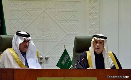 الجبير: المملكة تقطع علاقاتها الدبلوماسية مع إيران وتطرد سفيرها