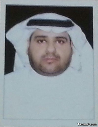 عبدالله بن مغرم على وظيفة ادارة مستشفيات