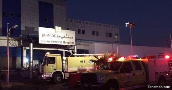 الفالح يحمل وزارته مسؤولية حادث حريق مستشفى #جازان