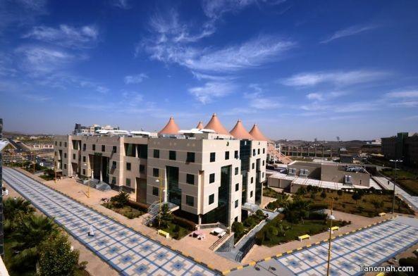 انطلاق البرنامج الصحي التوعوي التثقيفي بجامعة الملك خالد