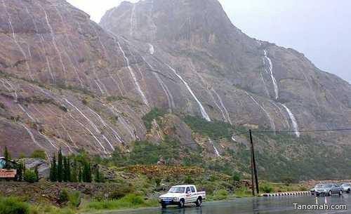 توقعات بهطول أمطار على عسير وعدد من مناطق المملكة