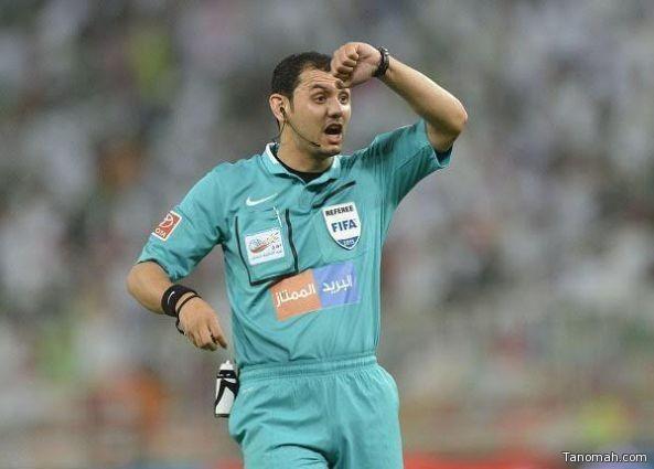 """""""الهويش"""" الأقرب لإدارة نهائي كأس ولي العهد"""