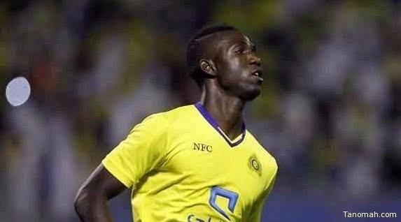 «الانضباط» توقف محترف النصر مايقا مباراة واحدة وتغرمه 40 ألف ريال