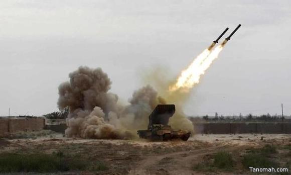 الدفاعات السعودية تدمر صاروخاً بالستياً أطلق على عسير