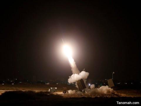 اعتراض صاروخاً تم إطلاقه من الأراضي اليمنية باتجاه خميس مشيط
