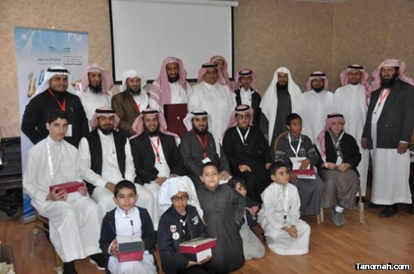 تعليم #النماص يحصد المركز الأول على مستوى #عسير في مسابقة الأمير نايف ( رحمه الله )