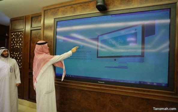 وزير التعليم يدشن موقع لتدريب جميع الإداريين والإداريات عن بعد