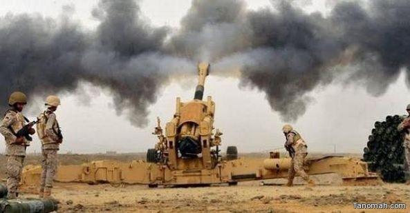 مقتل 20 عنصراً من ميليشيات الحوثي والمخلوع بالخوبة