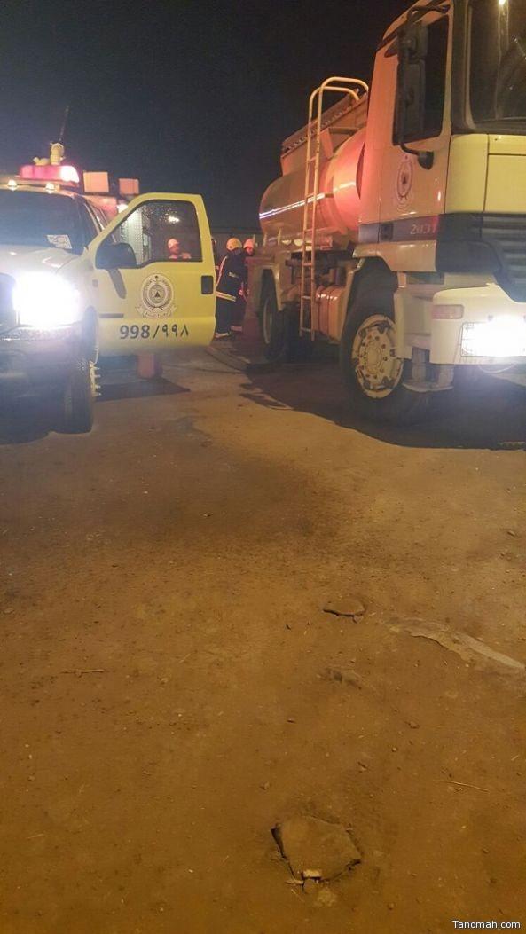 وفاة طفل بعد سقوطه في خزان ماء بمركز عفراء ببلقرن