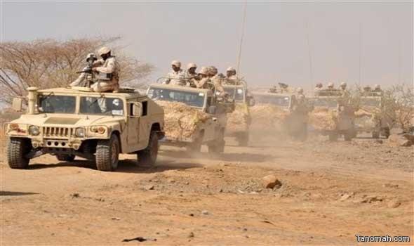 قوات التحالف تستجيب لمطالب التهدئة على الحدود اليمنية للوصول لحل سياسي
