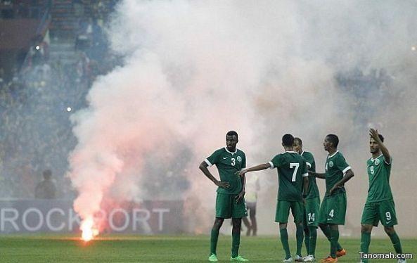 طاقم كوري جنوبي لقيادة مباراة الأخضر وماليزيا